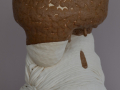 Chocolat - H : 44 cm