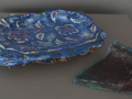Plat et part en sucre (Galvin & Alice Muliez) - L : 24 cm