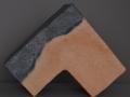 Terracotta 3 - H : 43 cm