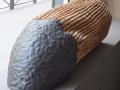 Roland Cognet (acacia & céramique)